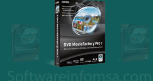 Corel DVD MovieFactory 7 7.00.398.0 Interface
