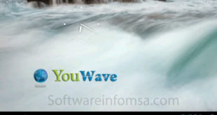YouWave 3.31 Interface