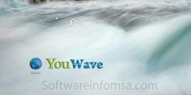 YouWave 3.31 Interface