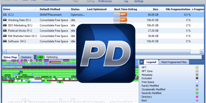 PerfectDisk Pro Free Download